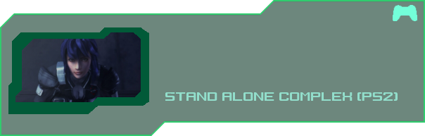 Stand Alone Complex (PS2)