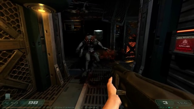 And Regarding The Flashlight This Relates To Only Negative Consistent Opinion About Doom 3 Gameplay