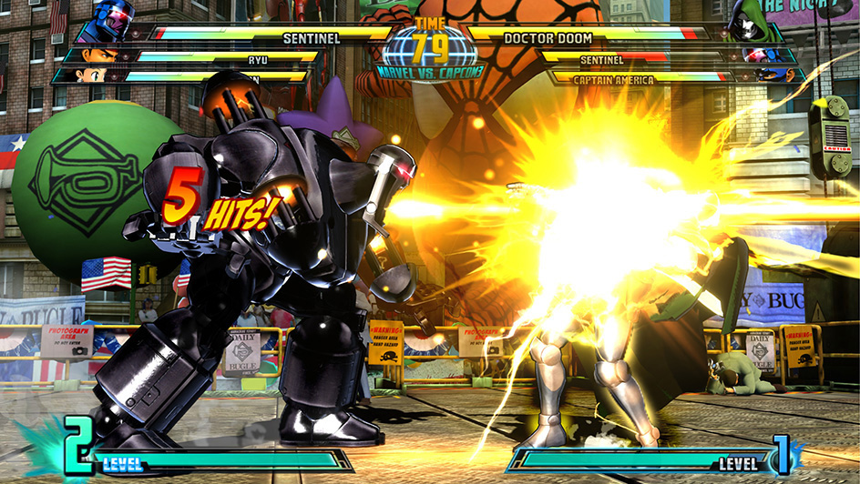 Marvel Fighting Games: From Civil Wars to Clashing of